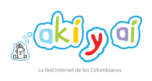 Corporate Identity for Akiyai the Colombian Social Network