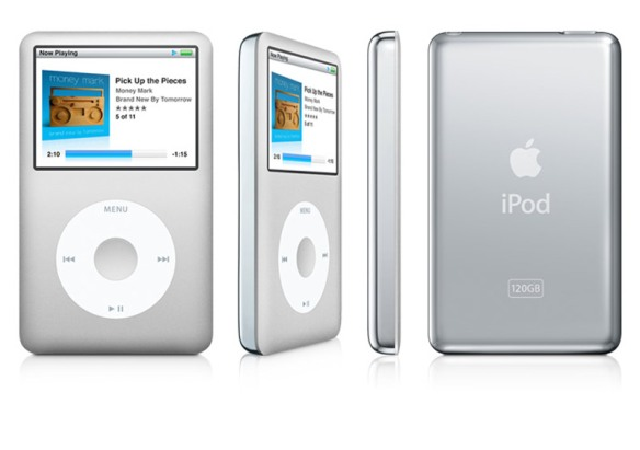Then the iPod comes in with its killer user experience and conquered the market