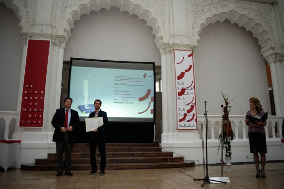 Vasquez Carlos Alberto_Hungarian Design Award gala